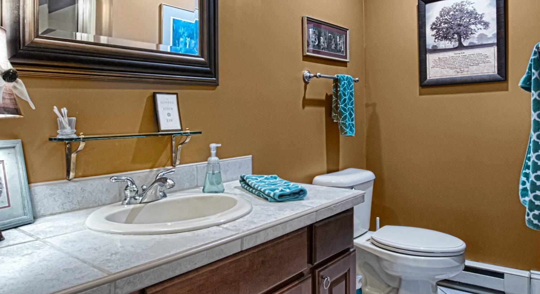Faith Bathroom